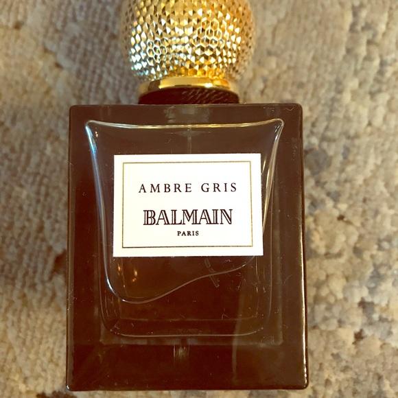 100% high quality best supplier so cheap Balmain Ambre Gris Eau de Parfum 75 ml